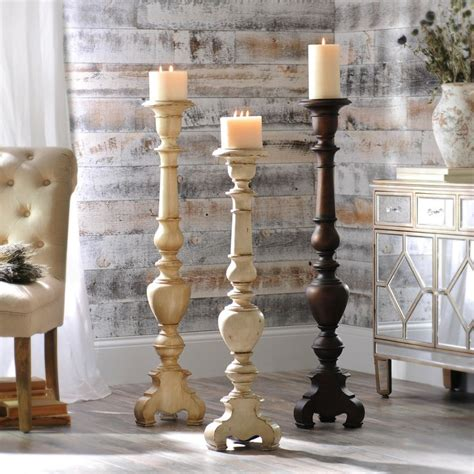 Floor Pillar Candle Holders by 1000 Ideas About Floor Candle Holders On Wrought Iron Candle Holders Black Candle