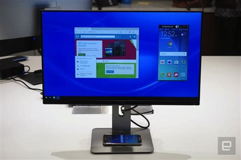 Monitor Wireless ces 2016 dell introduces two wireless monitors capable of wireless charging lowyat net