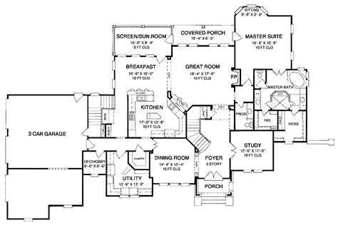 executive home floor plans 301 moved permanently