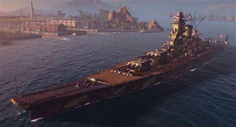 biggest battleships in the world yamato japanese battleship ix world of warships