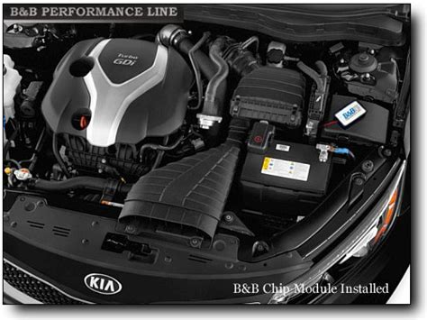 kia performance chip tuning module upgrade parts