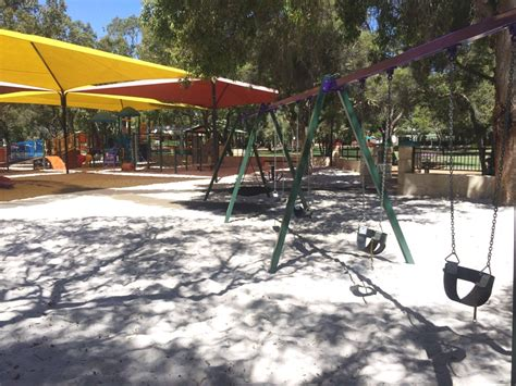 perth swing playgrounds with double toddler swings perth