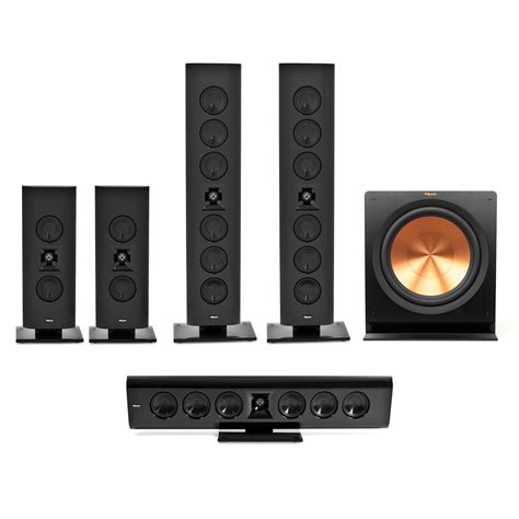 gallery home theater systems klipsch 174