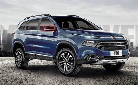 Where Is Fiat Based New Details Emerge On The Fiat Toro Based Suv
