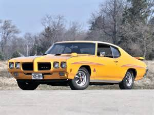 Pontiac The Judge 1969 Pontiac Gto The Judge Automotive Views