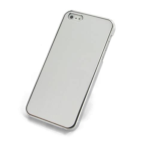 Casing Iphone X Ironman Silver Hardcase Custom Cover Iphone 5 5s Plastic Silver Pdair 10