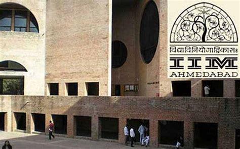 Iim Ahmedabad Mba In Finance Fees Structure by Cvc Seeks Help Of Iim Ahmedabad To Formulate New Index To