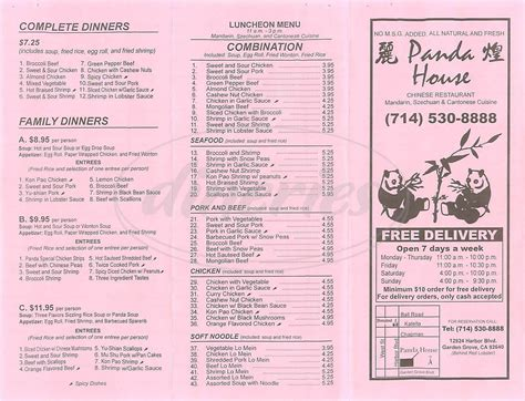 panda house meriden ct panda house menu house plan 2017