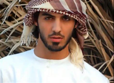 hair cutting arab model omar borkan al gala man deported for being too handsome