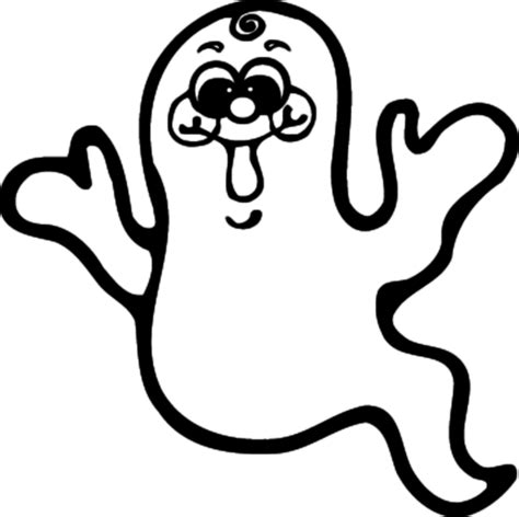 cute ghost coloring pages halloween ghost coloring pages getcoloringpages com