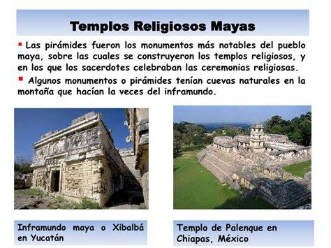 imagenes mayas con sus nombres la religi 243 n de los mayas