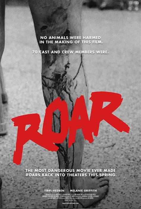 roar   release posters tippi hedren  melanie