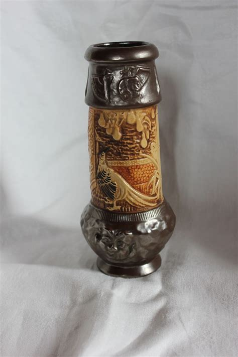 antique bretby vase 1891 1900 from