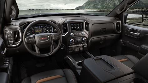2019 Gmc 1500 Interior 2019 gmc at4 info details wiki gm authority
