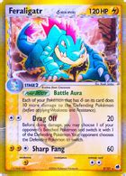 Kartu Arbok Delta Species 1 ex frontiers card set