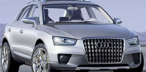 Build An Audi Q3 by Seat To Build Audi Q3 In Spain