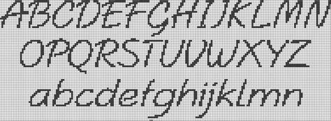 lettere ricamate a punto croce iniziali da ricamare gratis pt43 pineglen