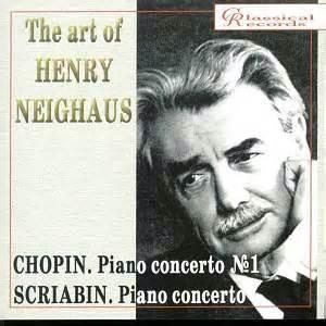 len neuhaus of heinrich neuhaus cr057 jw classical cd reviews