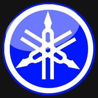 Yamaha Emblem Aufkleber by Original Yamaha Emblem Aufkleber Sticker Aerox Neos