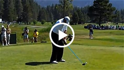 charles barkley swing charles barkley s golf swing on devour