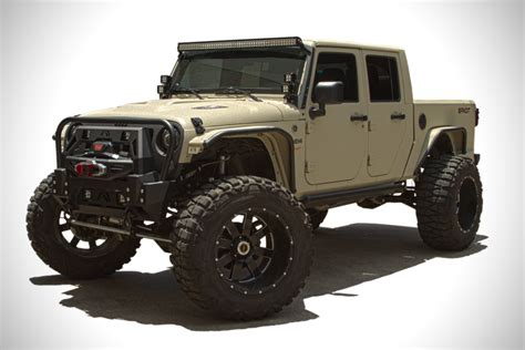 starwood motors jeep wrangler bandit by starwood motors hiconsumption