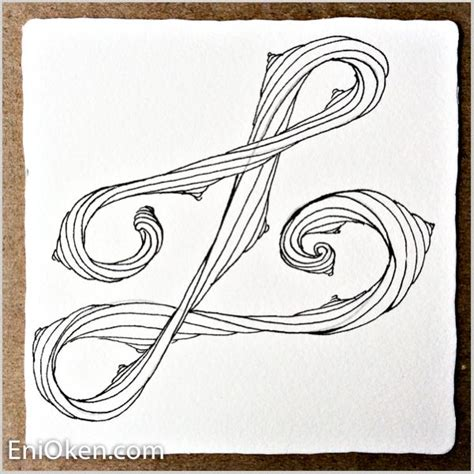 zentangle rope pattern 1555 best zentangle patterns more images on pinterest