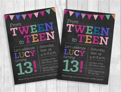 printable birthday theme ideas 1000 ideas about 13th birthday parties on pinterest
