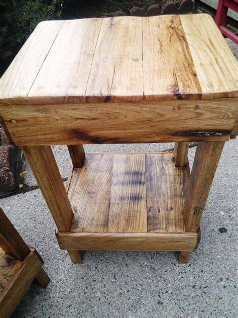 pallet stools bar stools made from pallets 101 pallet