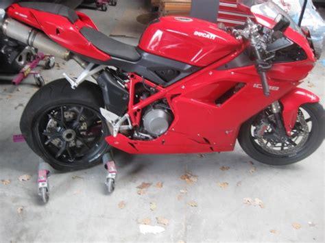 Motorrad Schaden Verkaufen by Ducati 1098 2008 Unfallwagen Moto