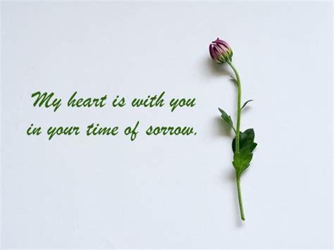 condolences sympathy messages  examples