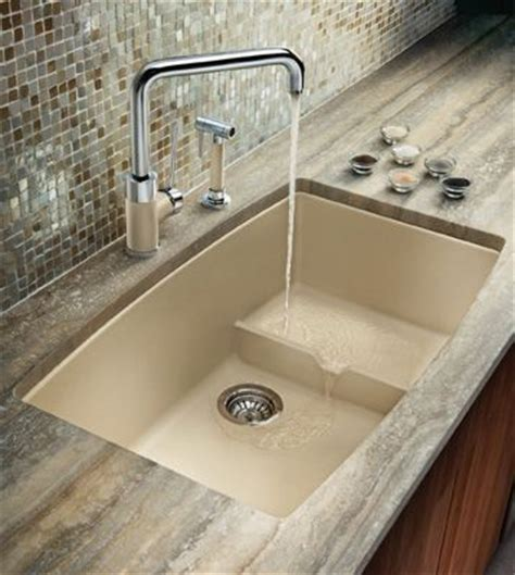 blanco silgranit sink colors advantages to buy a silgranit kitchen sink from blanco