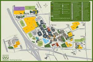uvu map permits home