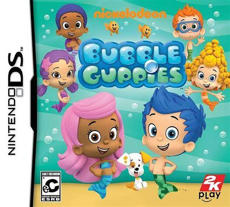 Bubble Guppies: Bubble Guppies para Nintendo DS