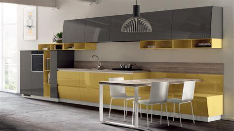 cocina integral scavolini modelo flux swing estilo moderno