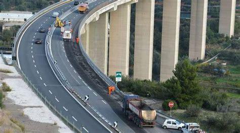 a10 autostrada dei fiori chiusura parziale svincolo di imperia est riviera24