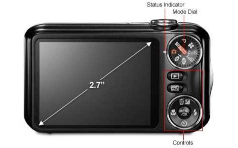 Kamera Digital Fujifilm Finepix Jv300 fujifilm finepix jv300 digital 14mp ccd 2 7 lcd