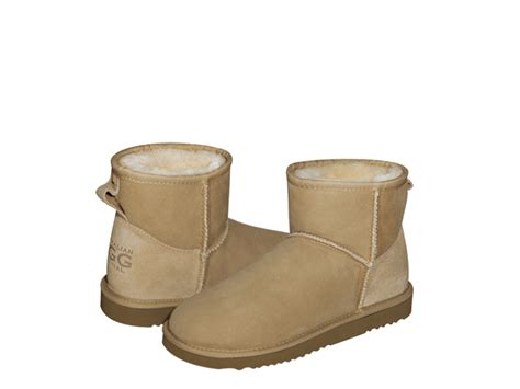 Handmade In Australia - quot australian ugg original quot classic mini ugg boots handmade