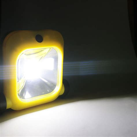 Led Construction Lights by 20w Led Construction Light Li Ion Battery 1600lm
