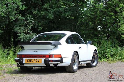 Porsche 911 Turbo 1980 by Porsche 911 Turbo Immaculate 1980 Classic