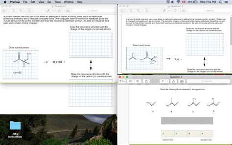 when is a an solved a proton transfer reaction can occur when an aldeh chegg