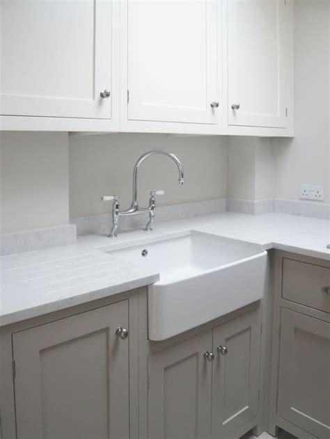 Wood Island Tops Kitchens the 25 best grey shaker kitchen ideas on pinterest