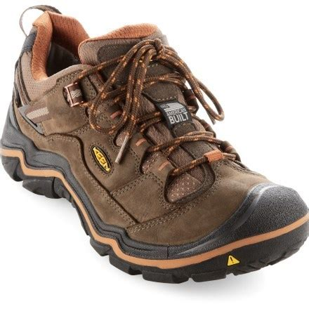 rei hiking shoes keen durand low wp hiking shoes s at rei