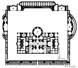baths of caracalla floor plan baths of caracalla images of ancient carcalla baths roman baths at bible history online
