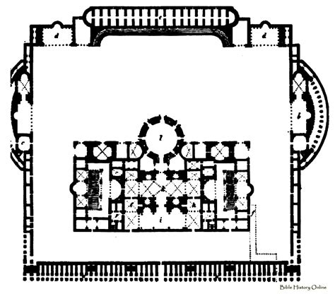 baths of caracalla floor plan baths of caracalla images of ancient carcalla baths
