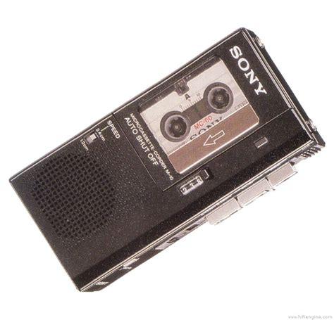 micro cassette player sony m 10 manual portable micro cassette recorder