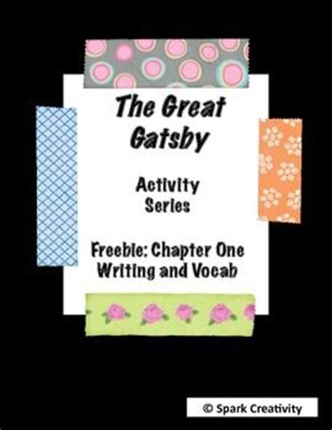 themes in the great gatsby chapter 4 1000 images about spark creativity ela ideas 5th 12th