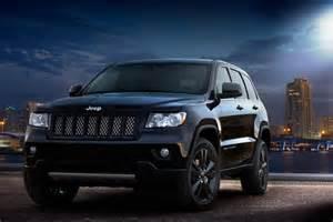 2012 jeep grand all black edition