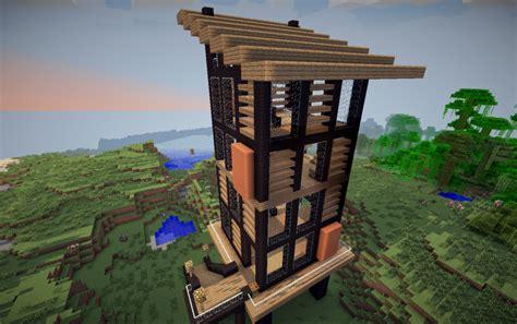 high stand modern house creation