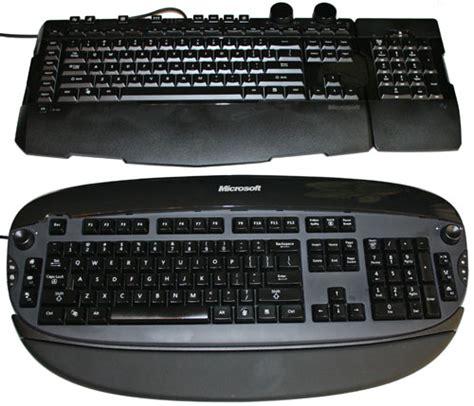 Keyboard Microsoft Sidewinder X6 microsoft sidewinder x6 review everything usb