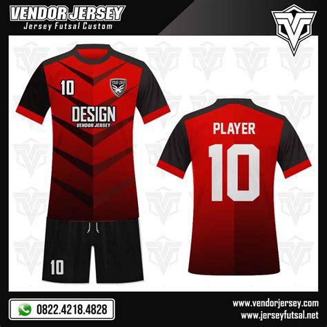 desain jersey bola unik setelan seragam bola full print vendor jersey